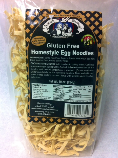 homestyle egg noodles