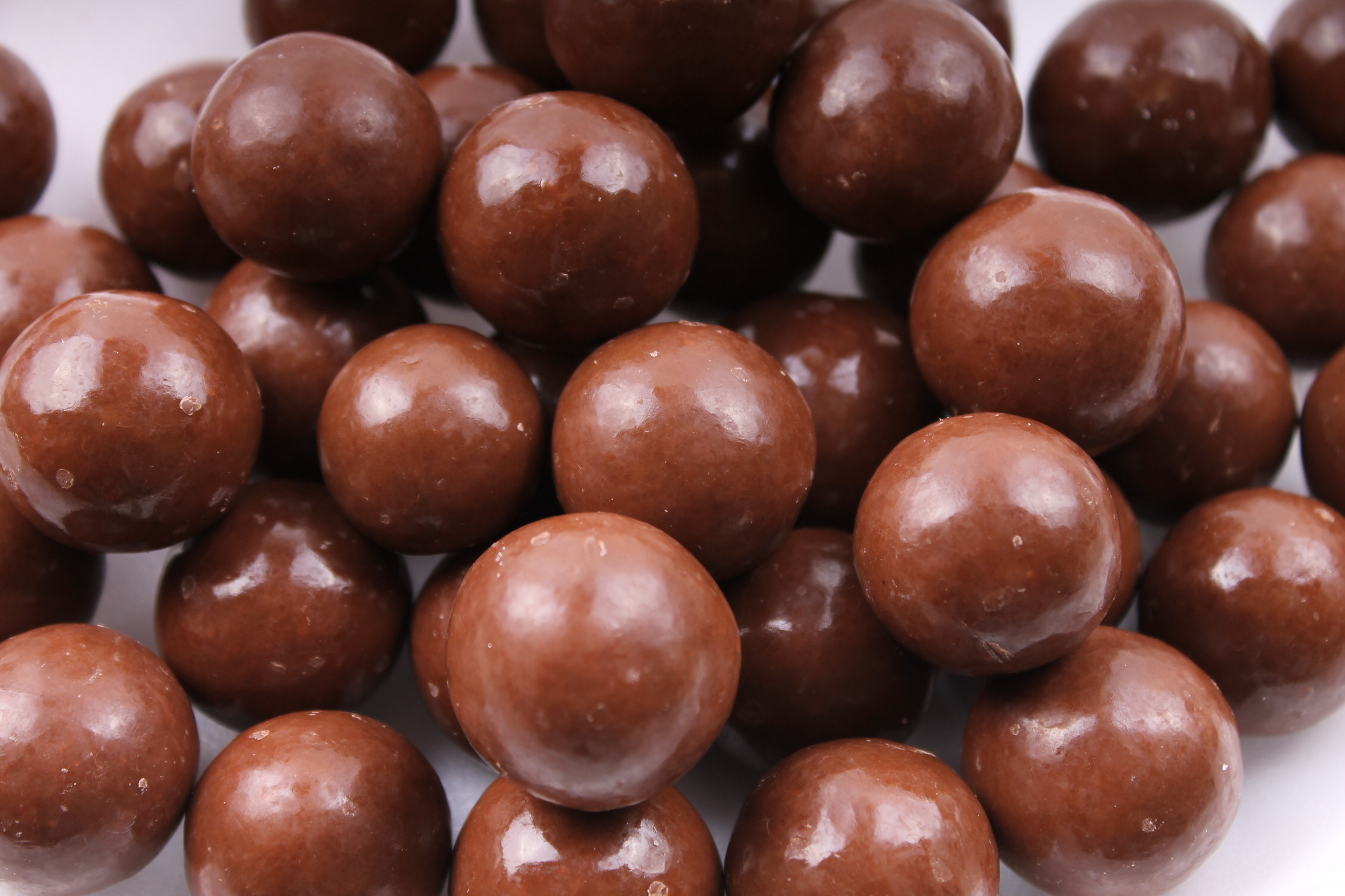 Chocolate Malted Milk Balls - Taste of Amish